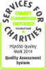 Services for Charities - PQASSO